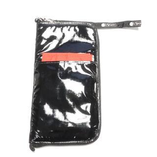 レスポートサック(LeSportsac)の[LeSportsac] パスポートケース 黒(パスケース/IDカードホルダー)