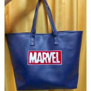 MARVEL - ☆お値下げ☆ 新品 marvel マーベル ビッグ トートバッグ ☆