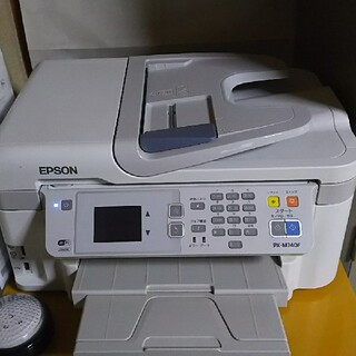 EPSON - EPSON PX M740F★インクジェットプリンター(ジャンク品)