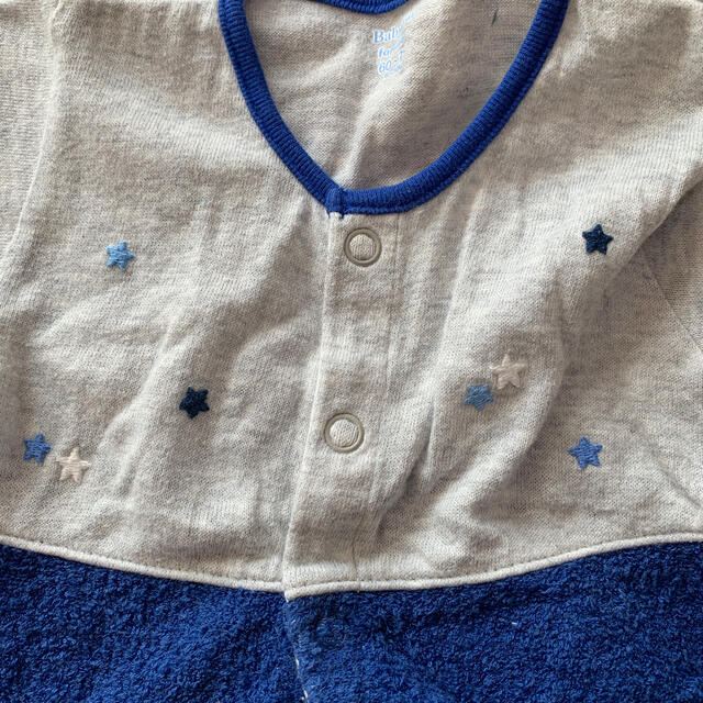 familiar(ファミリア)のファミリア ロンパース 60〜75サイズ キッズ/ベビー/マタニティのベビー服(~85cm)(ロンパース)の商品写真