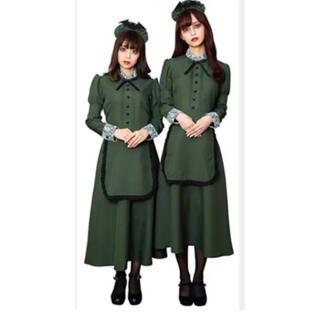 洋館メイド コスプレ(衣装一式)