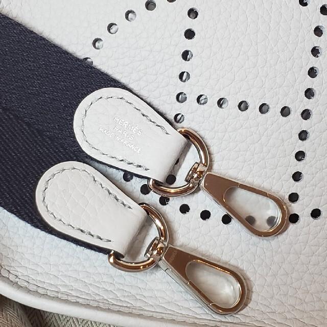 Hermes(エルメス)の✨新品✨【HERMES】ブルーペール★エヴリン16TPM レディースのバッグ(ショルダーバッグ)の商品写真