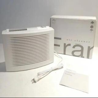 フランフラン(Francfranc)のFrancfranc air cleaner white(空気清浄器)