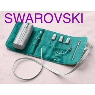 スワロフスキー(SWAROVSKI)のSWAROVSKI スワロフスキー  ジュエリーロール アクセサリーケース(ポーチ)