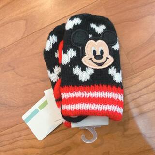 ディズニー(Disney)のミッキー 手袋 男の子(手袋)