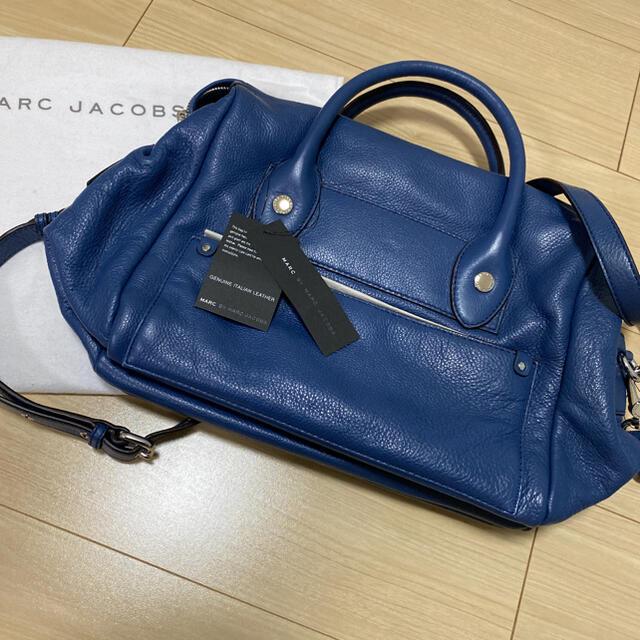 MARC BY MARC JACOBS(マークバイマークジェイコブス)のタイムセール!値下げ!マークジェイコブス  ハンドバッグ 新品タグ付き レディースのバッグ(ハンドバッグ)の商品写真