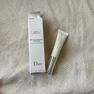 ディオール(Dior)のDior セラム ネイル オイル アブリコ (ネイル用品)