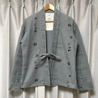 ヴィスヴィム(VISVIM)のvisvim LHAMO SHIRT QUALITY PRODUCTS(シャツ)