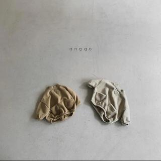 anngo latte mtm 韓国子供服(Tシャツ/カットソー)