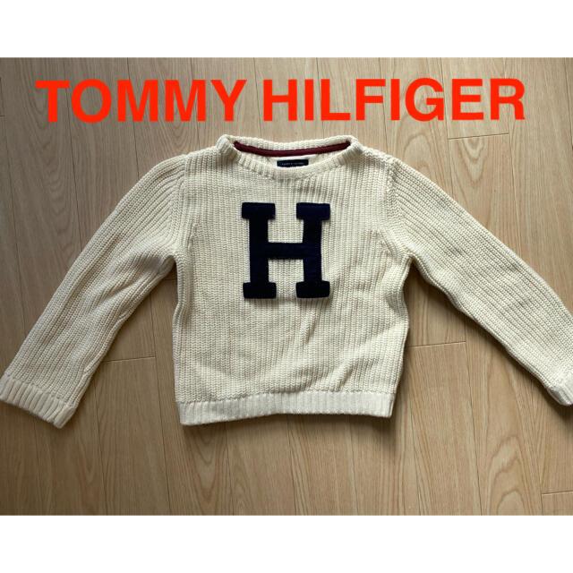 TOMMY HILFIGER(トミーヒルフィガー)のニット セーター TOMMY c&k ZARA H&M LACOSTE ラルフ レディースのトップス(ニット/セーター)の商品写真