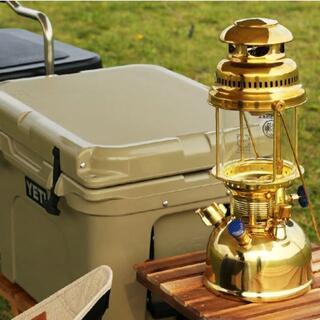 ペトロマックス(Petromax)の【新品】ペトロマックス Petromax HK500 高圧 ランタン ブラス(ライト/ランタン)