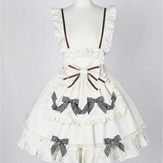 アンジェリックプリティー(Angelic Pretty)のlovely  bakery スカート(ひざ丈スカート)