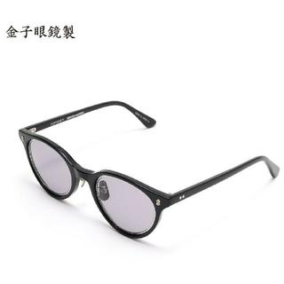 SOPH - SOPHNET. 備長炭 SUNGLASSES 金子眼鏡製 BLACK