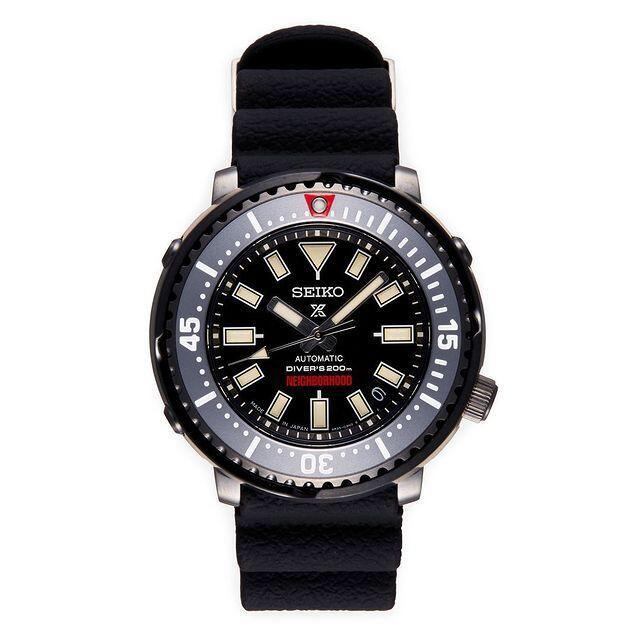 NEIGHBORHOOD(ネイバーフッド)の【新品】NEIGHBORHOOD × SEIKO PROSPEX メンズの時計(腕時計(アナログ))の商品写真