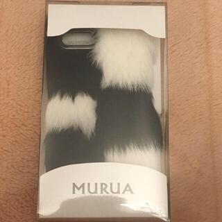 ムルーア(MURUA)のMURUA iPhoneケース(iPhoneケース)