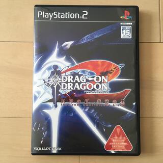 スクウェアエニックス(SQUARE ENIX)のドラッグ オン ドラグーン2 -封印の紅、背徳の黒- PS2(家庭用ゲームソフト)