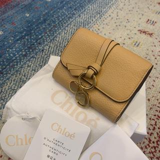 Chloe - 【綺麗】Chloe 折り財布 コンパクト レザー