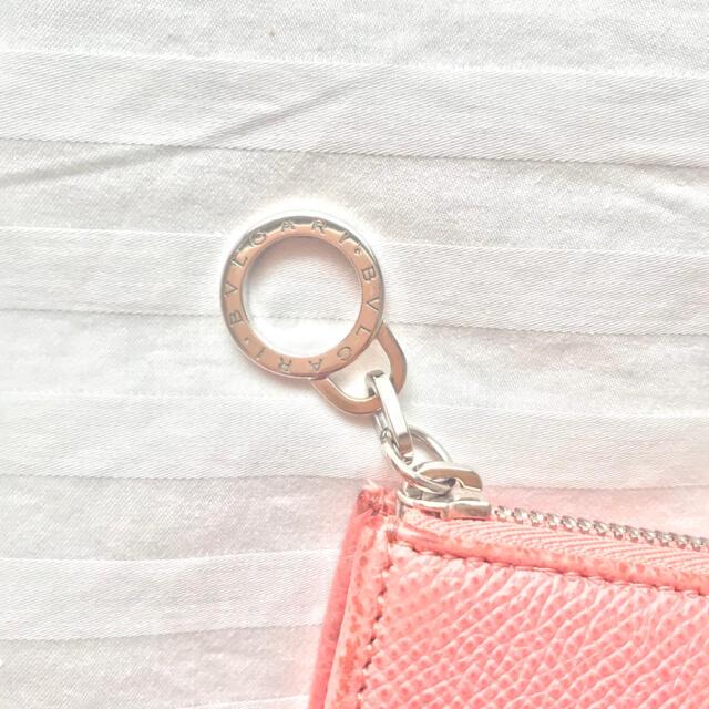 BVLGARI(ブルガリ)のブルガリ長財布/ピンク レディースのファッション小物(財布)の商品写真