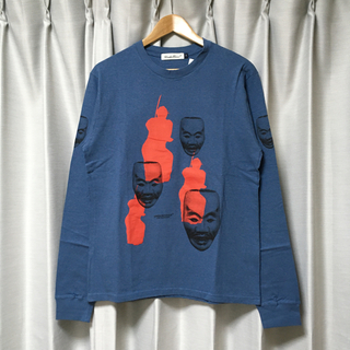 UNDERCOVER - UNDERCOVER 20AW L/S TEE Noh Mask