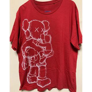 ユニクロ(UNIQLO)のユニクロ★カウズ★コラボTシャツ Kaws(Tシャツ/カットソー(半袖/袖なし))