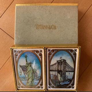 ティファニー(Tiffany & Co.)のティファニー*Tiffany& Co.*トランプ(トランプ/UNO)