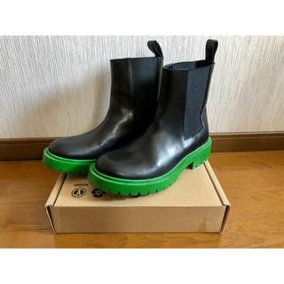 KENZO - kenzo h&m サイドゴアブーツ ブーツ メンズ コラボ