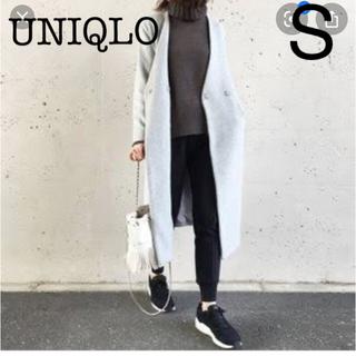 UNIQLO - UNIQLO♡ ブロックテックフリースパンツ
