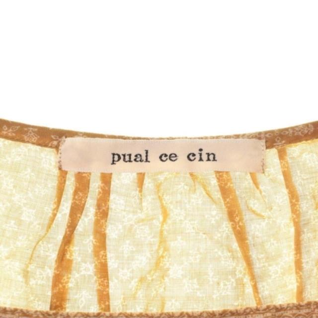 pual ce cin(ピュアルセシン)のpual ce cin ワンピース レディース レディースのワンピース(ひざ丈ワンピース)の商品写真