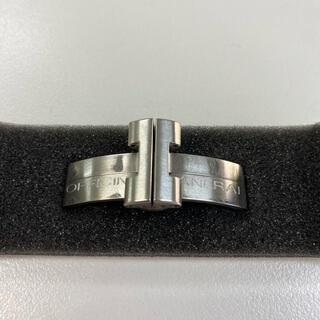 パネライ(PANERAI)のブレスレット用バックル 40/42mm(金属ベルト)