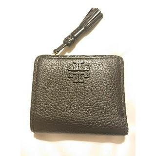 Tory Burch - 二つ折り財布 トリーバーチ テイラーミニ ウォレット ブラック