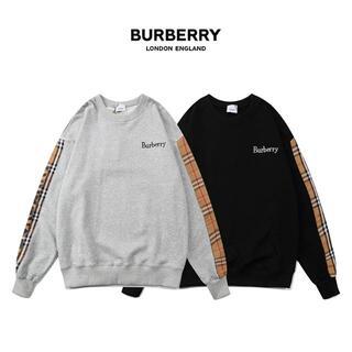 BURBERRY - バーバリー# 2208トレーナー/プリント 2枚12000円送料無料