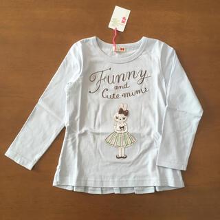 KP - KP 新品 100 長袖Tシャツ ロンT mimiちゃん