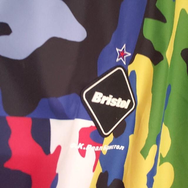 F.C.R.B.(エフシーアールビー)のFCRBプラクティスジャケット メンズのジャケット/アウター(ナイロンジャケット)の商品写真