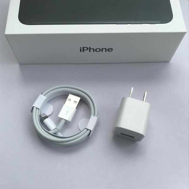 iPhone(アイフォーン)のiPhone 充電器 充電ケーブル コード lightning cable スマホ/家電/カメラのスマートフォン/携帯電話(バッテリー/充電器)の商品写真