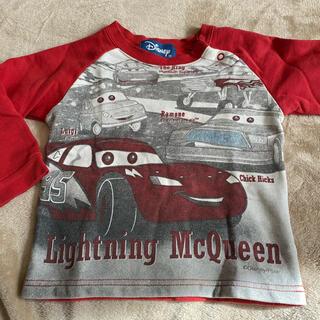 ディズニー(Disney)のカーズ トレーナー 95(Tシャツ/カットソー)
