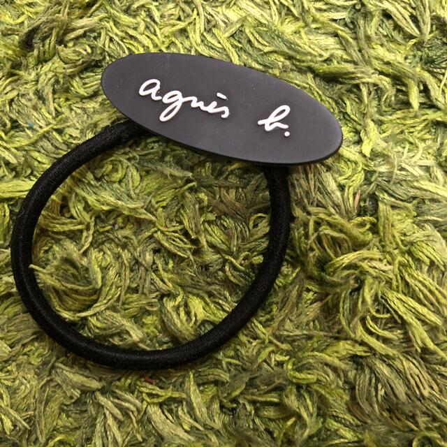 agnes b.(アニエスベー)のアニエス ヘアゴム レディースのヘアアクセサリー(ヘアゴム/シュシュ)の商品写真