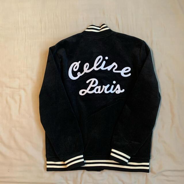 celine(セリーヌ)のCELINE ブルゾン Lサイズ 20\21AW メンズのジャケット/アウター(ブルゾン)の商品写真