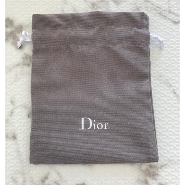 Christian Dior(クリスチャンディオール)のディオール 巾着 レディースのファッション小物(ポーチ)の商品写真