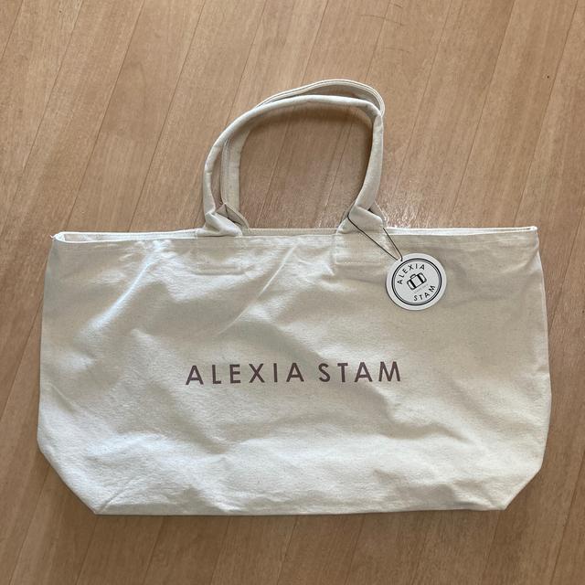 ALEXIA STAM(アリシアスタン)のアリシアスタン  バッグ Mei☺︎様 専用 レディースのバッグ(トートバッグ)の商品写真