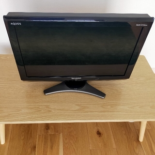 AQUOS - シャープ 20V型 液晶 テレビ AQUOS LC-20E7-B ハイビジョン