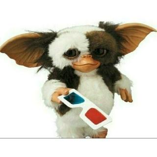 メディコムトイ(MEDICOM TOY)のギズモ グレムリン VCD PROP SIZE GIZMO 3Dメガネ Ver.(その他)
