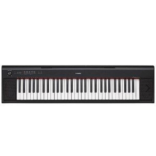 ヤマハ - 値下YAMAHA電子ピアノNP-12 ヤマハ 61鍵盤 piaggero