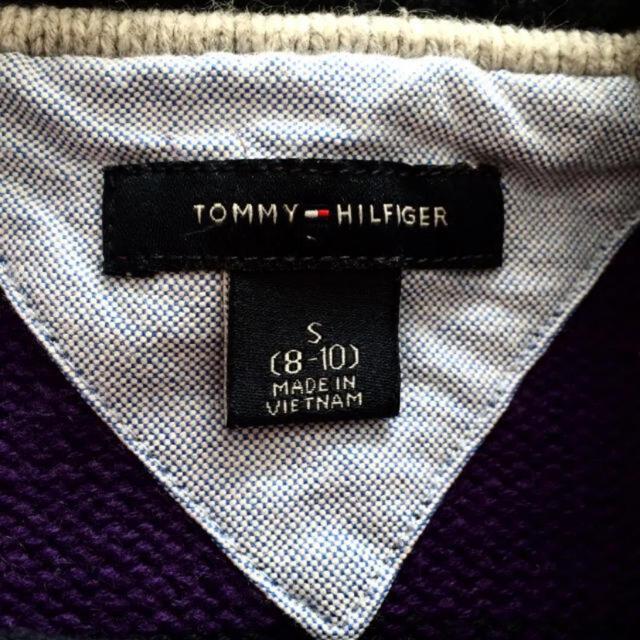 TOMMY HILFIGER(トミーヒルフィガー)のTOMMY HILFIGER ニット  レディースのトップス(ニット/セーター)の商品写真