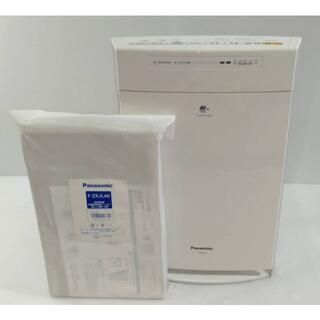 パナソニック(Panasonic)の【美品】パナソニック 【PM2.5対応】加湿空気清浄機  F-VE40XJ-W(空気清浄器)