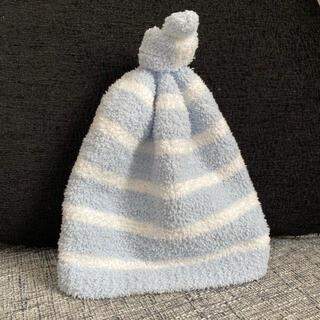 カシウエア(kashwere)のカシウエア ベビー ニット帽 ふわふわ(帽子)