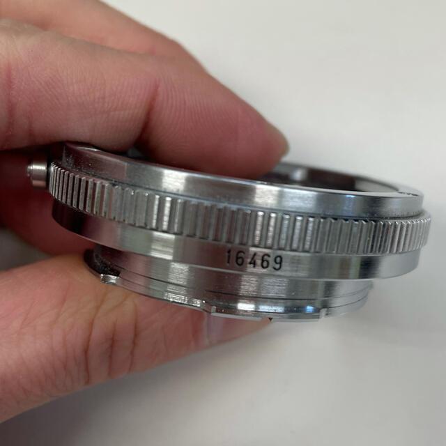 LEICA(ライカ)のLeicaライカ接写リングOUFRO 16469 スマホ/家電/カメラのカメラ(その他)の商品写真