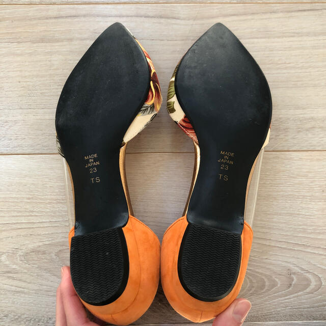 DIANA(ダイアナ)のDIANA フラットパンプス レディースの靴/シューズ(ハイヒール/パンプス)の商品写真
