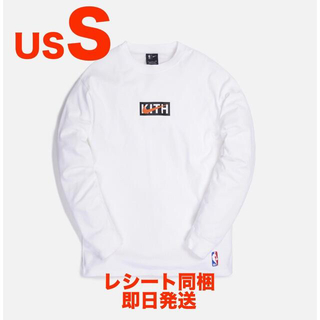 NIKE - KITH NIKE NEW YORK KNICKS L/S TEE Sサイズ