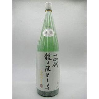 十四代 龍の落とし子 純米大吟醸大極上生 2020年1800ml(日本酒)