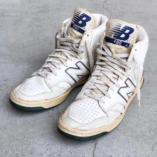 ニューバランス(New Balance)のNew Balance '80s P480 Basketball Shoes(スニーカー)